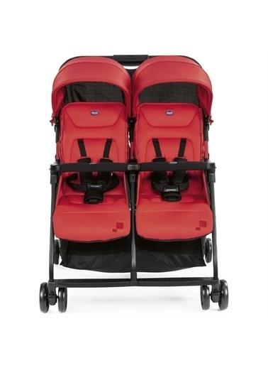 Chicco Chicco Ohlala Ikiz Bebek Arabası Kırmızı